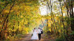 A szép esküvői fotók titka: A fények